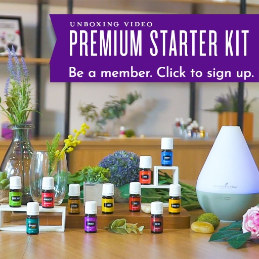 Young Living be-a-member