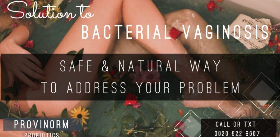 probiotics for vaginosis